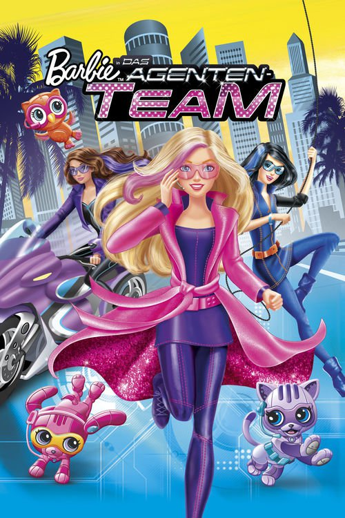 Barbie - Das Agenten-Team