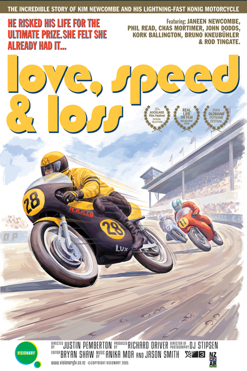 Love, Speed and Loss