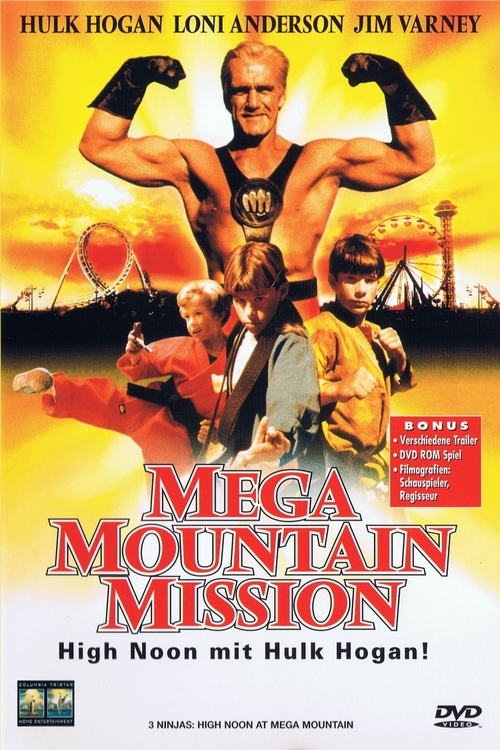 Mega Mountain Mission