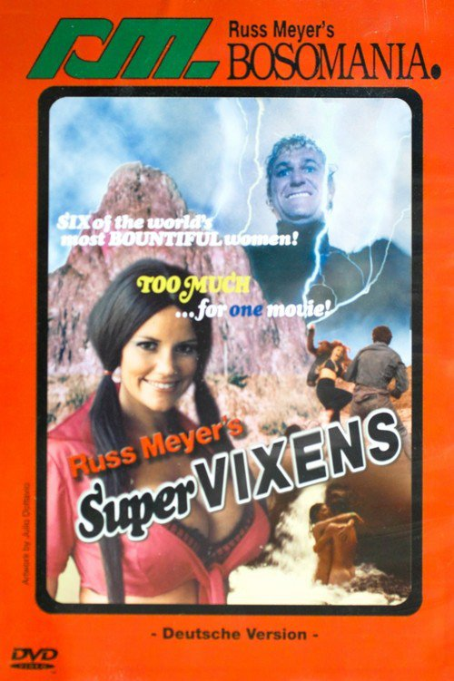 Russ Meyer's Supervixens - Eruption