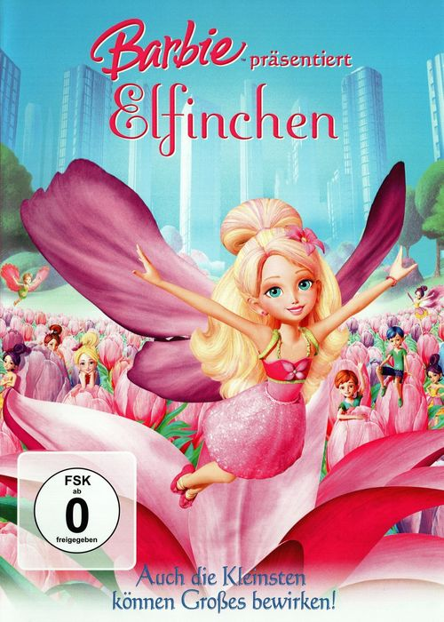 Barbie - Elfinchen