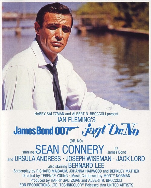 James Bond 007 - jagt Dr. No