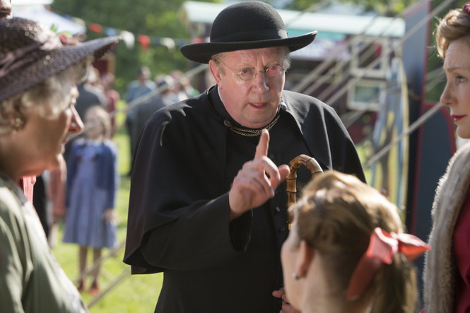 Detailbild Father Brown