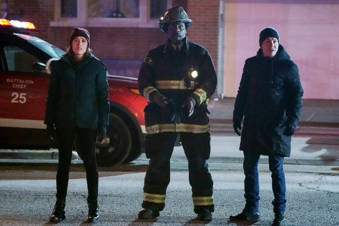 Detailbild Chicago Fire