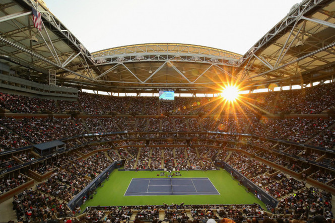 Detailbild Tennis: US Open