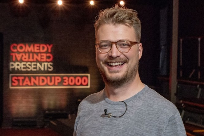 Detailbild Comedy Central Presents STANDUP 3000