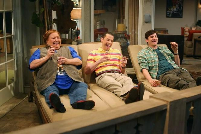 Detailbild Two and a Half Men