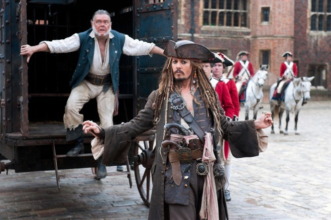 Detailbild Pirates of the Caribbean 4 – Fremde Gezeiten