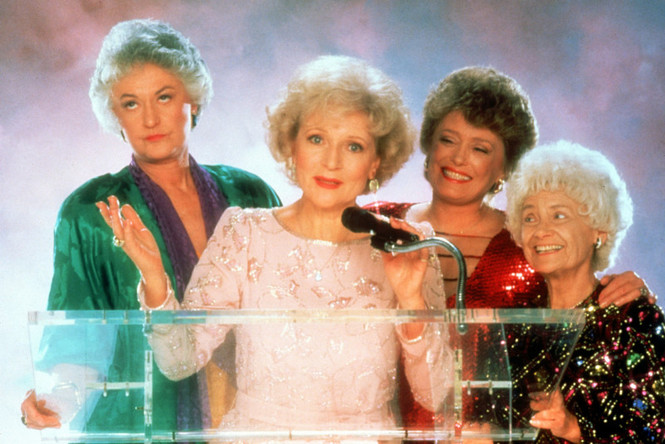 Detailbild Golden Girls
