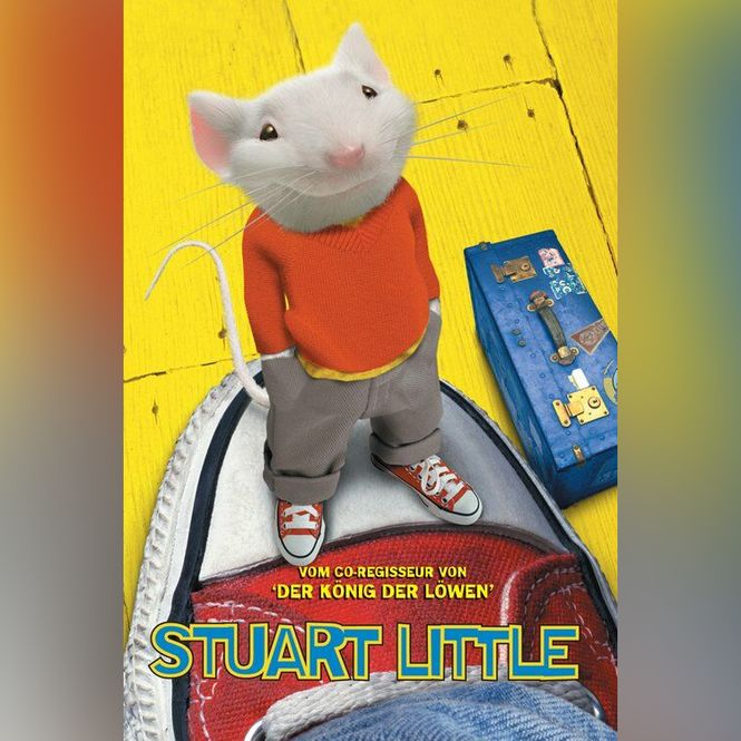 Detailbild Stuart Little