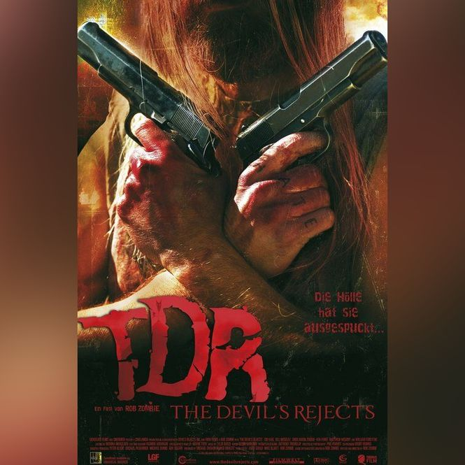 Detailbild TDR - The Devil's Rejects