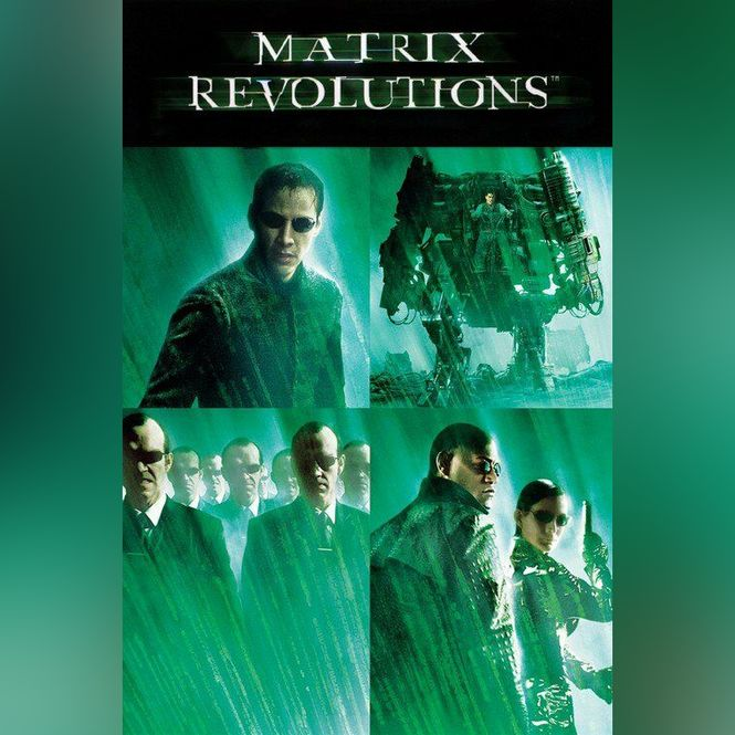 Detailbild Matrix Revolutions