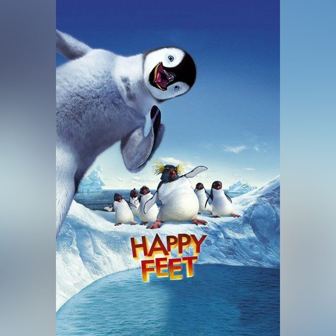 Detailbild Happy Feet