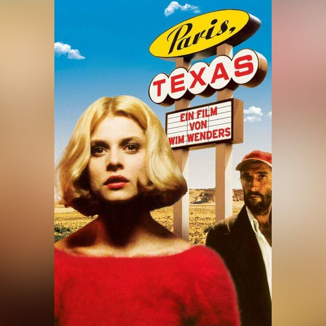 Detailbild Paris, Texas