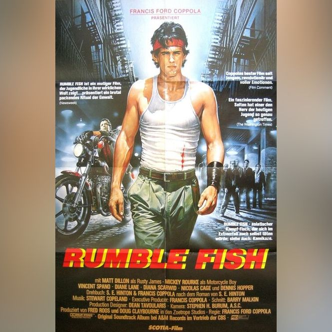 Detailbild Rumble Fish