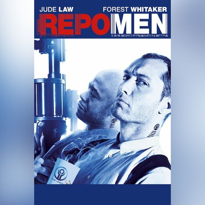Detailbild Repo Men - Unrated Version