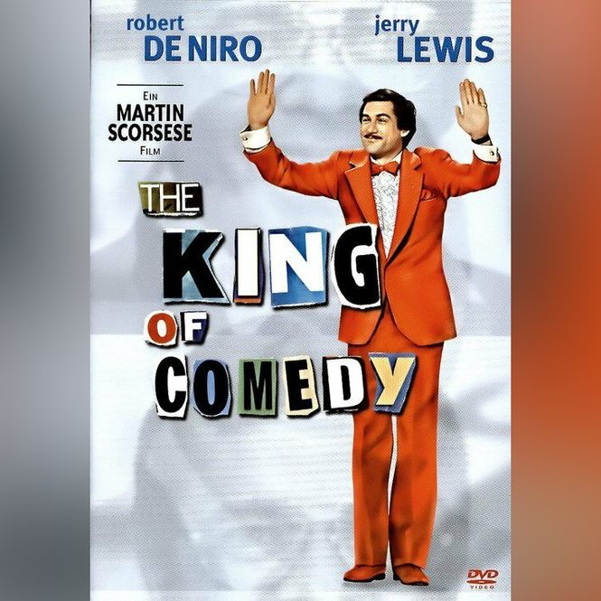Detailbild The King Of Comedy
