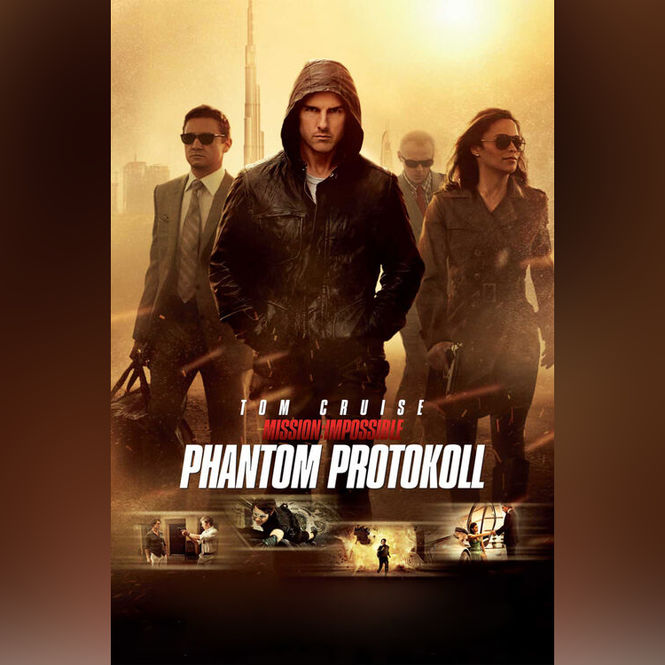 Detailbild Mission: Impossible - Phantom Protokoll