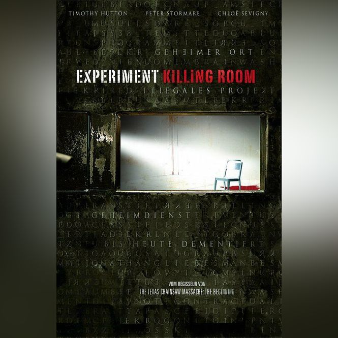 Detailbild Experiment Killing Room