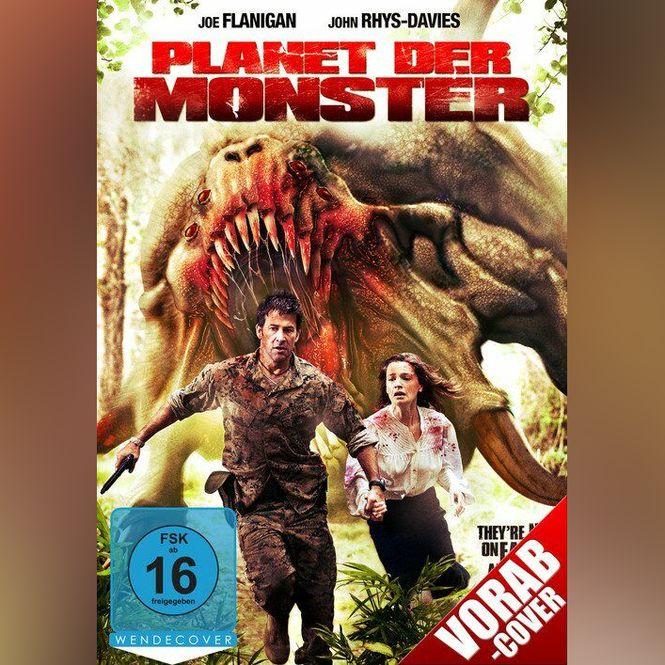 Detailbild Planet der Monster