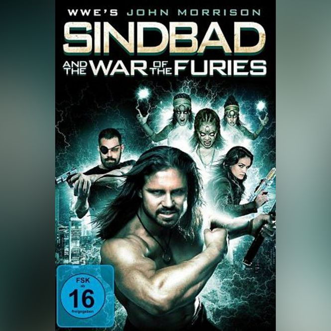Detailbild Sinbad and the War of the Furies