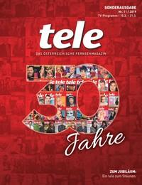 tele 30 Jahre Jubiläumscover